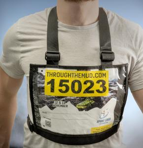 Number Bib Holders