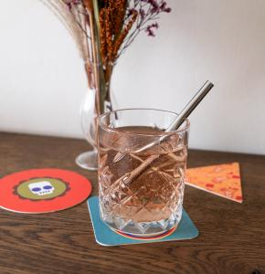 Drink Coasters in different shapes with full colour print