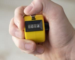 Hand Tally Counter for manual counting