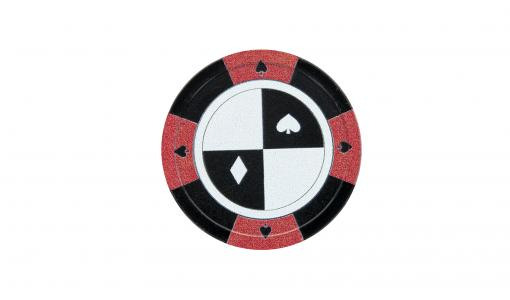Game Token with full colour and 1 colour print